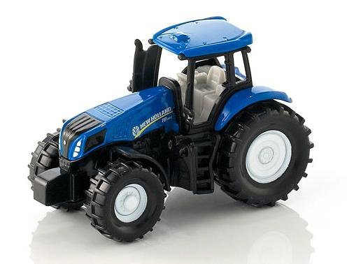 Трактор New Holland T8/390 фото смотреть